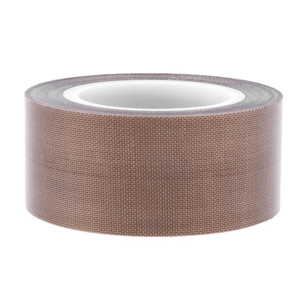 10m Fiberglass Tape High Temperature Resistant Adhesive Tapes 25mm Width