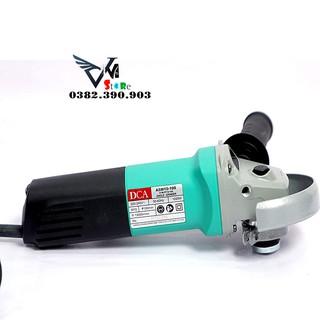 Máy mài góc – Máy mài góc DCA ASM10-100- máy mài DCA