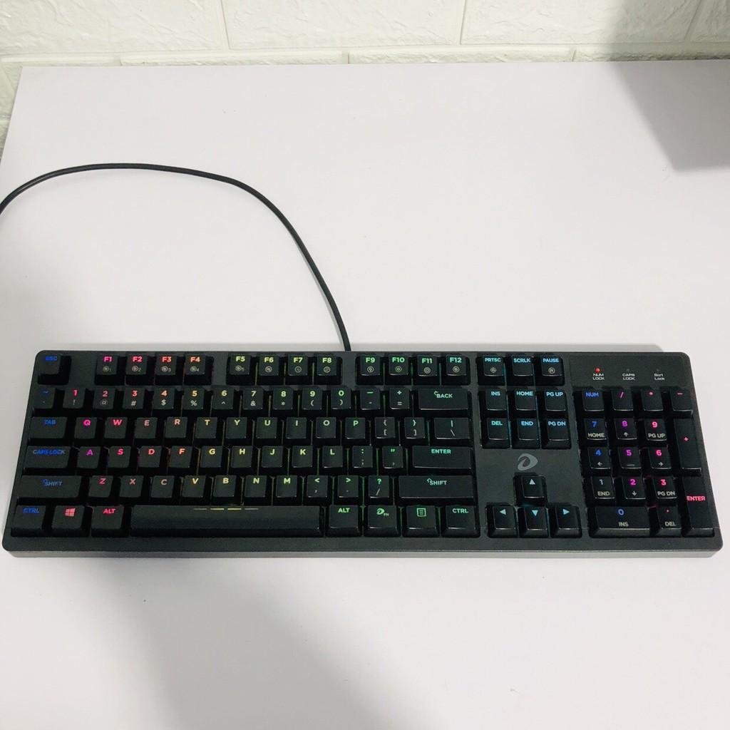 Bàn phím cơ chơi game DareU EK1280 RGB - Ngon nhất trong tầm giá