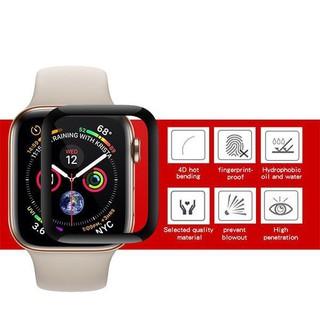***Miếng dán Cường lực Apple Watch Coteetci 4D dành cho Apple Watch (hàng chính hãng)