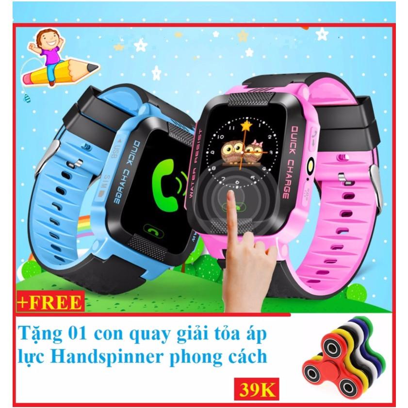 Đồng hồ định vị trẻ em GPS Tracker Y21G mới nhất (Xanh Dương) + Tặng con quay giải tỏa áp lực Handsp - 3003504 , 444356128 , 322_444356128 , 1000000 , Dong-ho-dinh-vi-tre-em-GPS-Tracker-Y21G-moi-nhat-Xanh-Duong-Tang-con-quay-giai-toa-ap-luc-Handsp-322_444356128 , shopee.vn , Đồng hồ định vị trẻ em GPS Tracker Y21G mới nhất (Xanh Dương) + Tặng con quay