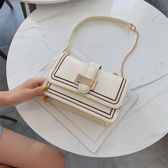 Túi xách đeo chéo Hàn Quốc nữ đẹp HANU DC54
