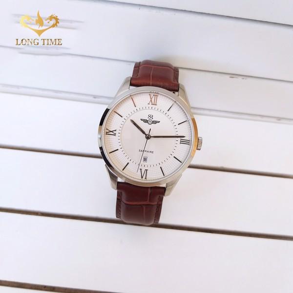 Đồng hồ Đôi SRWATCH Couple-F SR80050.4102CF mặt Sapphire Thiết Kế đơn giản, nhẹ nhàn