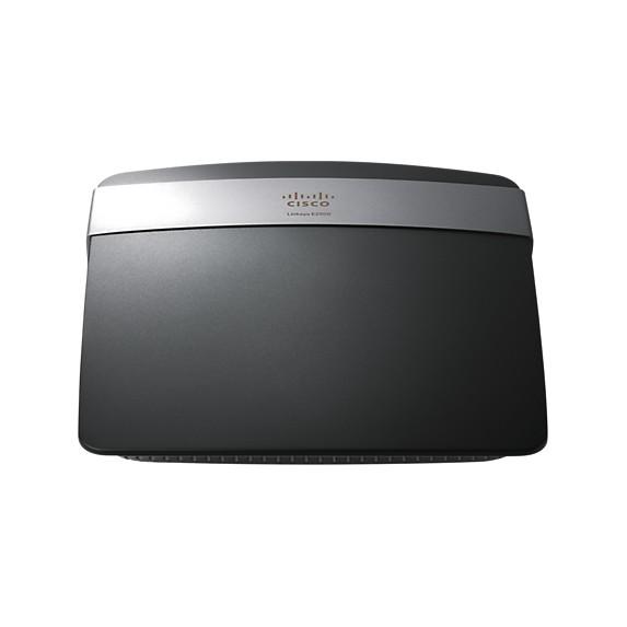 Bộ phát wifi CISCO LINKSYS E2500 v3 phát sóng kép 2,4G và 5G