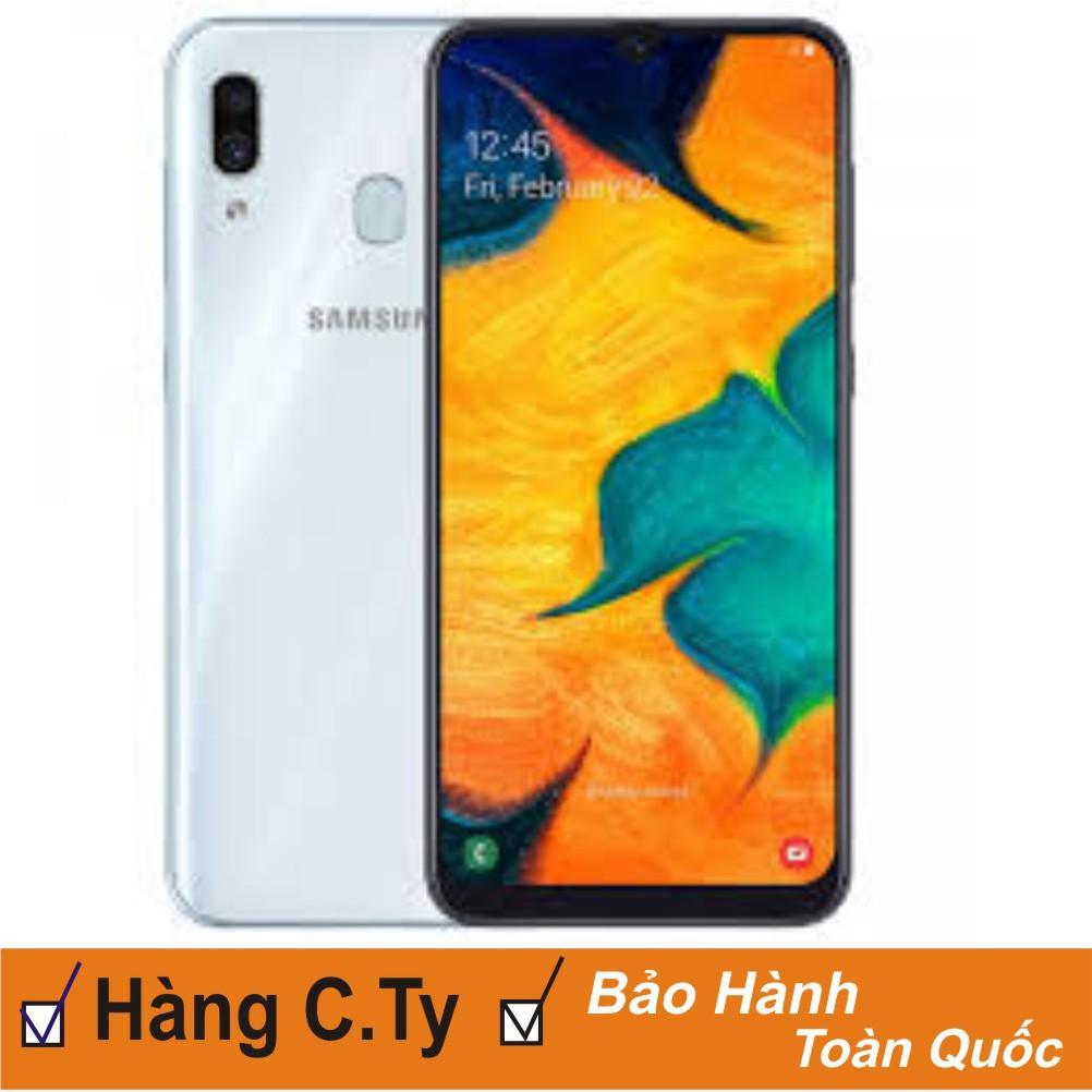 Điện thoại Samsung Galaxy A30S 64GB Ram 4GB - Hàng Chính hãng [ Kho sỉ ]