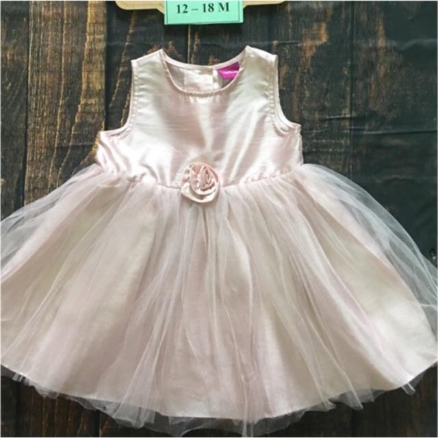 Đầm bé gái hàng 2hand