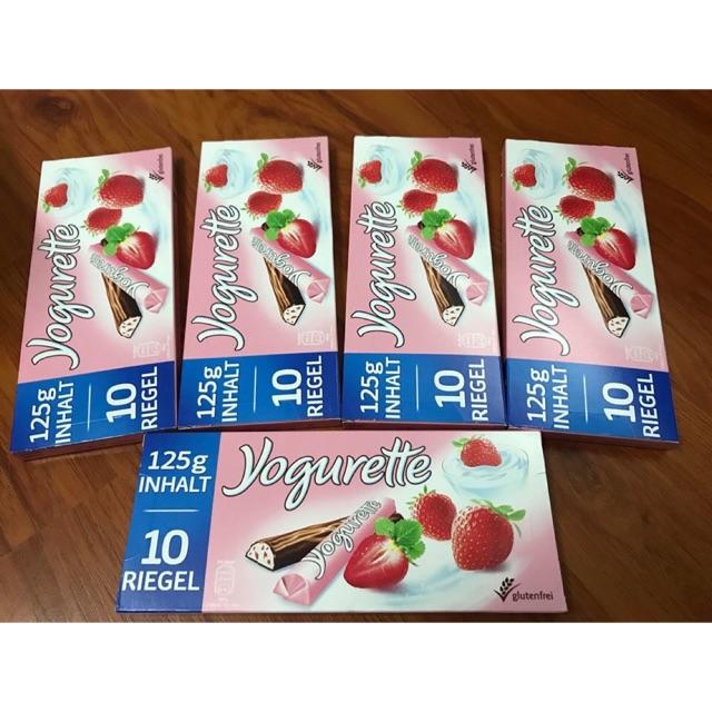Kẹo sữa chua khô hương dâu bọc socola Yogurette - 2868260 , 857240986 , 322_857240986 , 120000 , Keo-sua-chua-kho-huong-dau-boc-socola-Yogurette-322_857240986 , shopee.vn , Kẹo sữa chua khô hương dâu bọc socola Yogurette