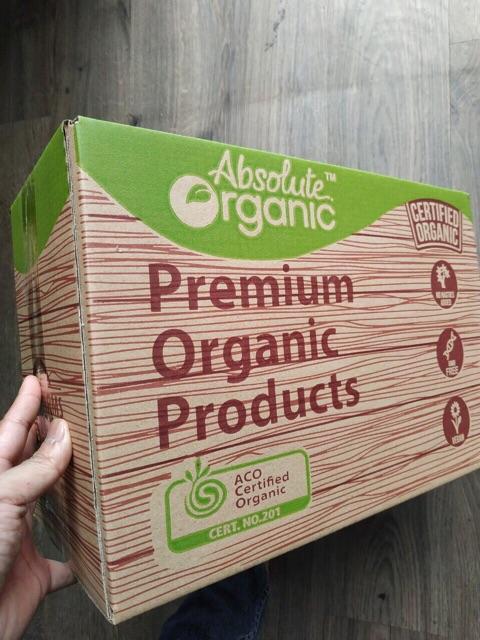 Mix 7 loại trái cây khôOrganic