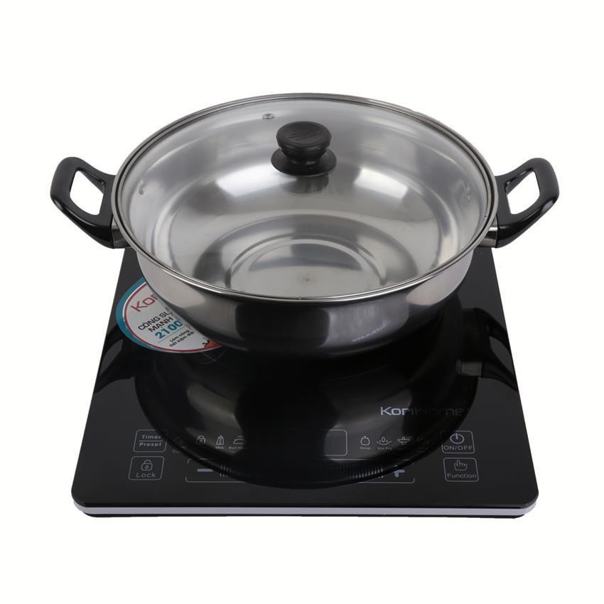 Bếp từ đơn KoriHome ICK-229 + Nồi dùng cho bếp