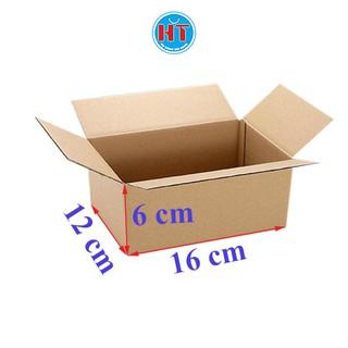 Hộp carton đóng hàng 16x12x6 cm – giá xưởng