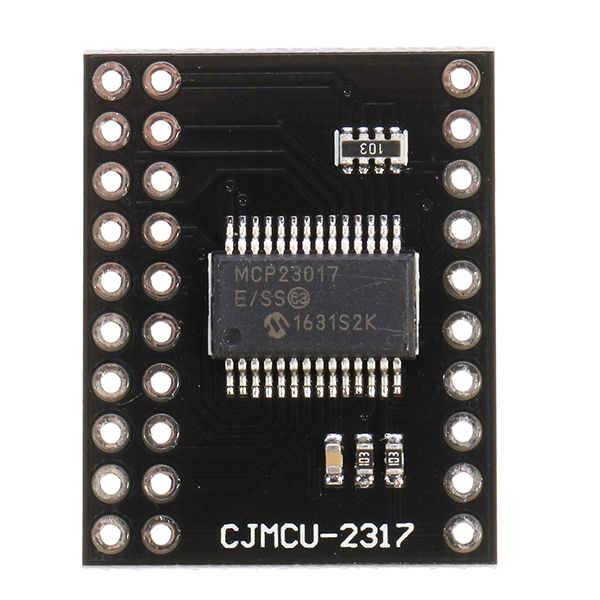 🌱CJMCU-2317 I2C Serial Interface 16 bit I/O Expander Serial Module MCP23017 Giá chỉ 54.000₫