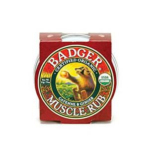 Sáp bôi giảm đau cơ - Badger