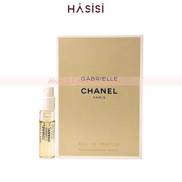 Nước hoa Vial nữ CHANEL- Gabrielle EDP 1.5ml