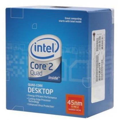 Intel Core 2 Quad Q8400 (2.66GHz, 4MB L2 Cache, FSB 1333MHz, Socket 775) (Cũ) Giá chỉ 320.000₫