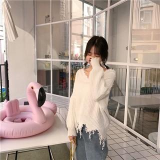 [ORDER] NHẬP MÃ GTJUL182320 áo len trắng Quảng Châu order 5-7 ngày, k sẵn ms 136
