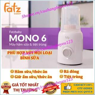Bh 12TH - Máy hâm sữa và tiệt trùng bình sữa Fatz Fatzbaby - Mono 6 - FB3001TN thumbnail