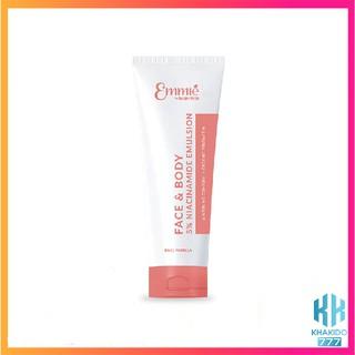 Kem Dưỡng Trắng Da Emmié Face & Body Emulsion 5% Niacinamide 150gr thumbnail
