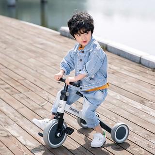 Xe trẻ em đa năng cao cấp 3 trong 1 chòi chân – 3 bánh – thăng bằng LJ-AS006
