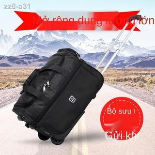 [Mới nhất ]Prince Square túi đựng xe đẩy di động dành cho sinh viên chỗ ở hành lý có sức chứa siêu lớn du lịch nam và nữ thumbnail