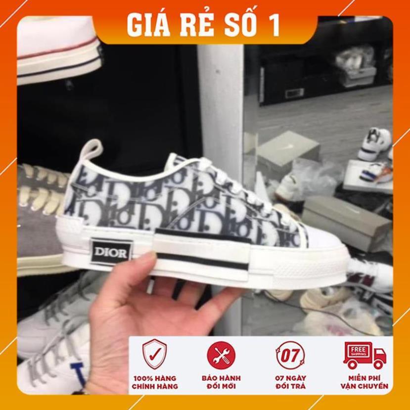 giày thể thao sneaker cố thấp đế trắng D1