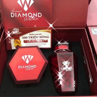 ( Tem Xóa) Viên Uống Trắng Da Ngọc Trinh DIAMOND Hộp 60 viên thumbnail