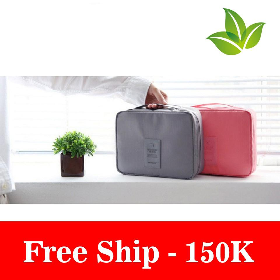 Freeship Túi du lịch chống thấm Handle