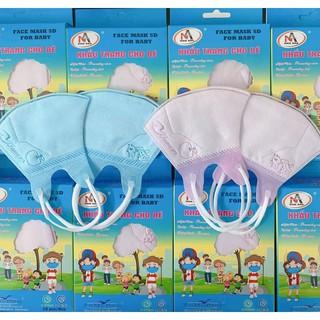 Khẩu trang cho bé Nam Anh Famapro 5D 3 lớp kháng khuẩn thumbnail