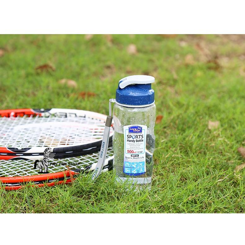 Bình nước thể thao Lock&Lock Handy Bottle 500ml ABF721 ; 700ml ABF722