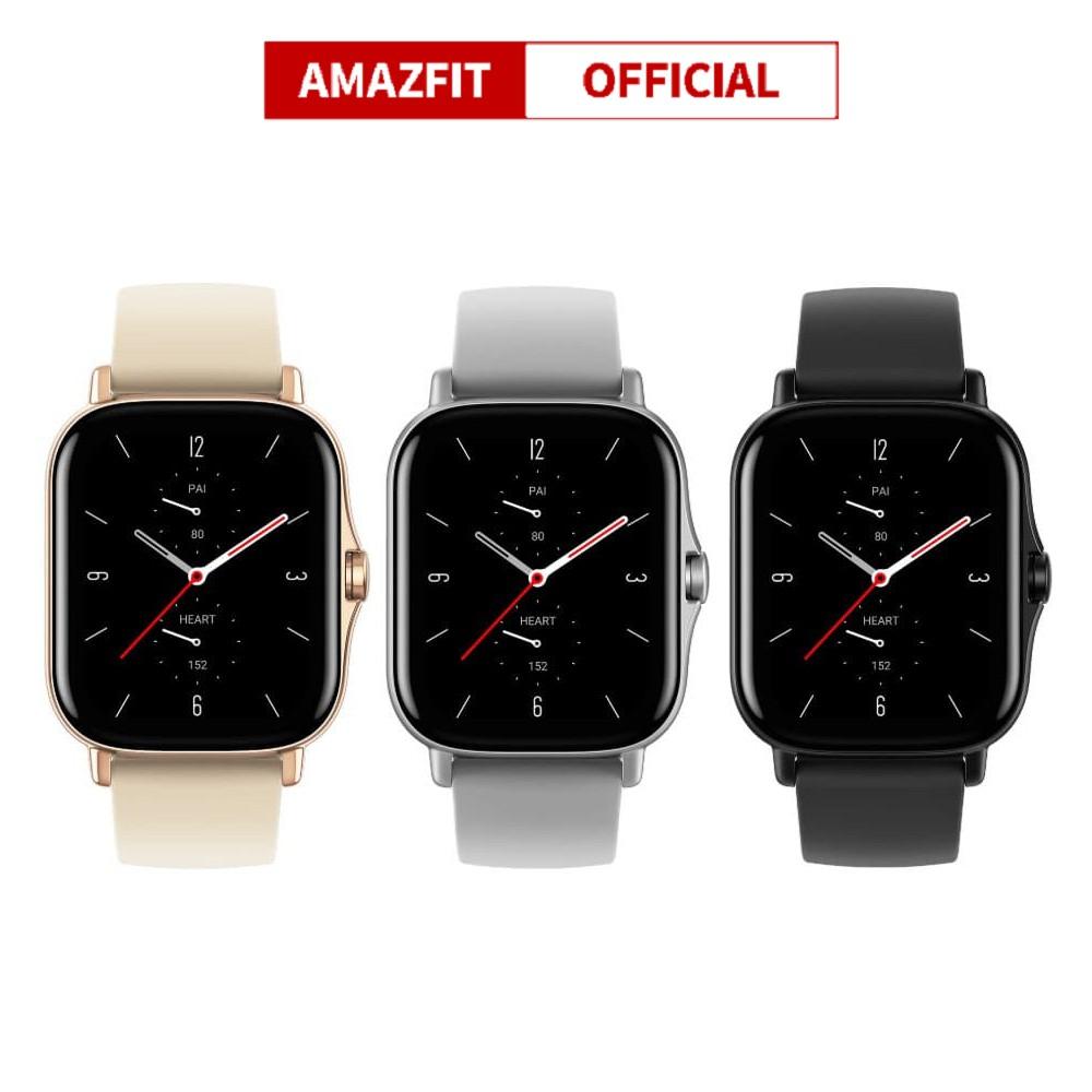 [Mã ELMALL5 giảm 5% đơn 3TR] Đồng hồ thông minh Xiaomi Huami Amazfit GTS 2 nghe gọi - Bảo hành 12 Tháng Digiworld