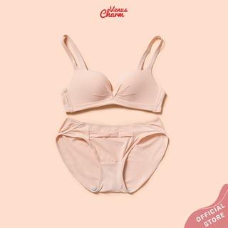 Bộ đồ lót đệm mỏng không gọng Venus Charm 003 ôm ngực thoải mái thumbnail