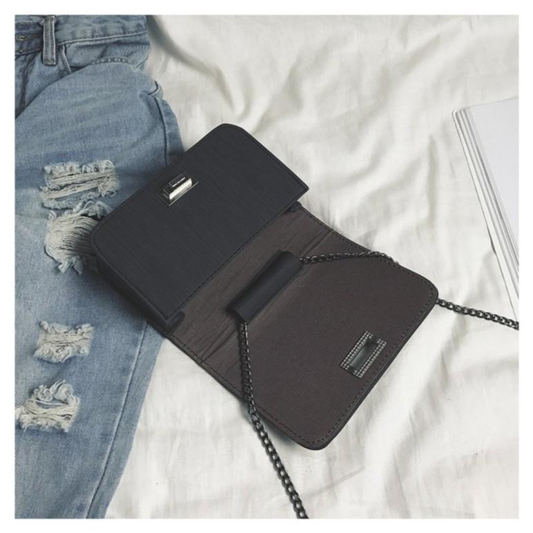 Túi xách đeo chéo nữ da xước siêu xinh - TXN40
