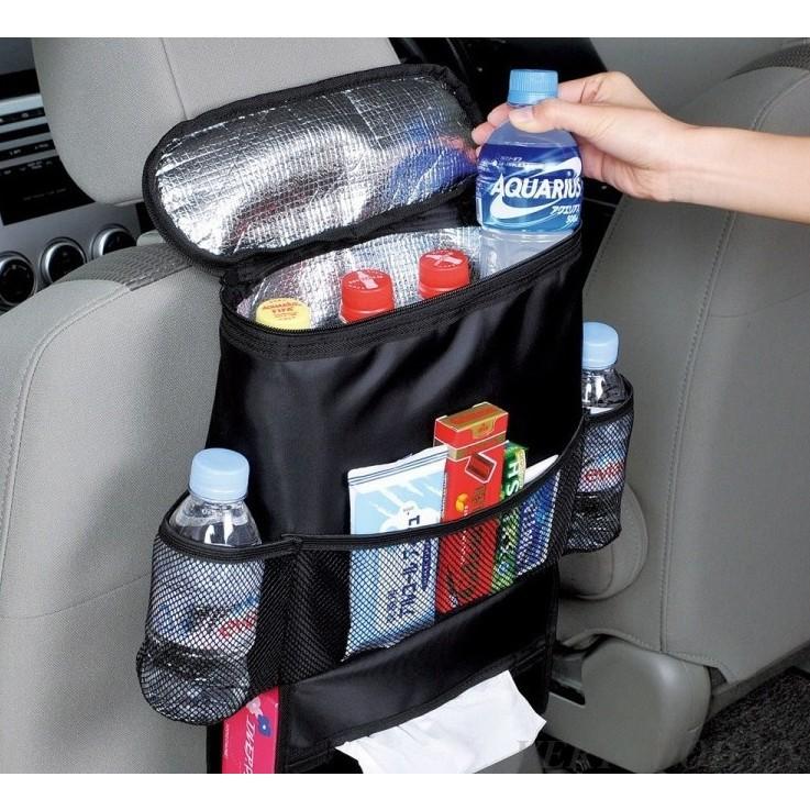 Túi giữ nhiệt treo lưng ghế ô tô đa năng