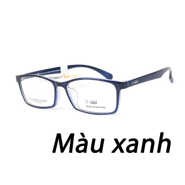 Gọng kính Vidol. Tặng kèm tròng kính cận, viễn
