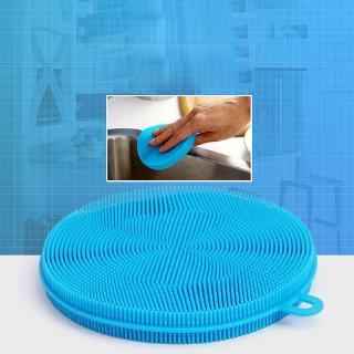Miếng rửa chén silicone cấp thực phẩm đa năng 2