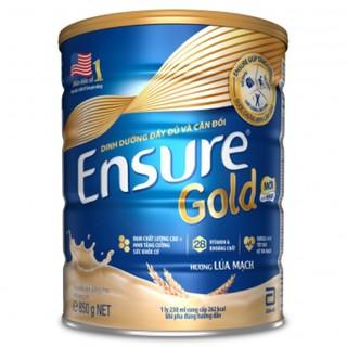 Sữa Ensure gold hương lúa mạch