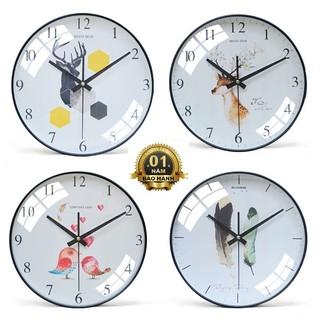 ❤️ Đồng hồ treo tường Kim trôi 30CM  ❤️