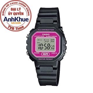Đồng hồ nữ Casio Standard chính hãng Anh Khuê LA-20WH-4ADF thumbnail