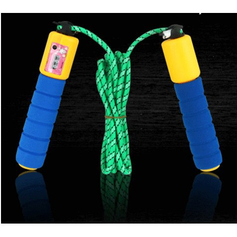 Bộ dụng cụ nhảy dây tập thể dụcKA002-3195 Hàng Chính Hãng