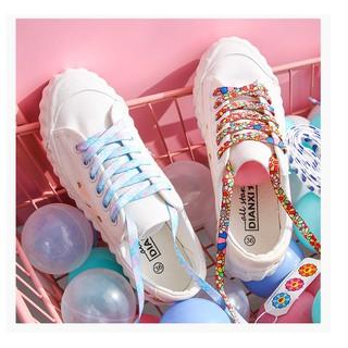 140cm Dây Giày Thể Thao Nhiều Họa Tiết Khác Nhau - Vani Store thumbnail