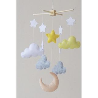 Treo nôi mây sao trăng