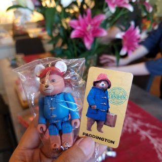 Gấu Bearbrick series 39 Paddington