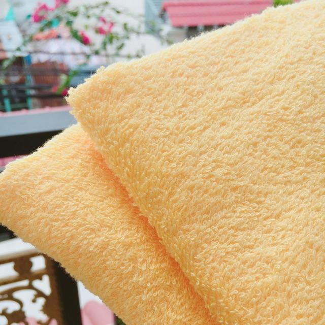 Khăn tắm nhỏ/khăn gội màu vàng chùa - 40x80cm - Phong Phú - 15326328 , 792041718 , 322_792041718 , 27000 , Khan-tam-nho-khan-goi-mau-vang-chua-40x80cm-Phong-Phu-322_792041718 , shopee.vn , Khăn tắm nhỏ/khăn gội màu vàng chùa - 40x80cm - Phong Phú