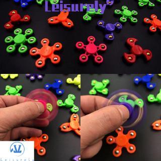 💜LEILY💜 5PC/SET Kids Stress Gyro Bearing Mini Hand Spinner