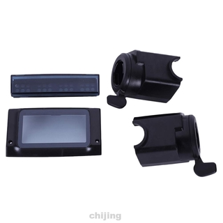 8inch LCD Display Cover Brake Handle Electric Scooter Parts Practical Easy Apply Frame Direct Fit For Kugoo