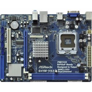 Main Asrock G41M-VS3 chính hãng nguyên zin thumbnail