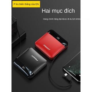 pin sạc dự phòng 20000mah nhanh điện thoại Pinsheng cực mỏng, nhỏ và xách tay trên trang web hợp tác tự động. thumbnail