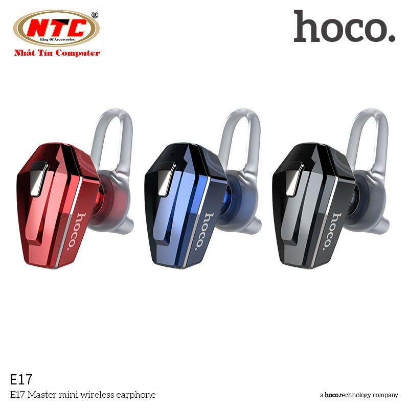 Tai nghe bluetooth nhét tai mini Hoco E17 V4.1 - Hãng phân phối chính thức