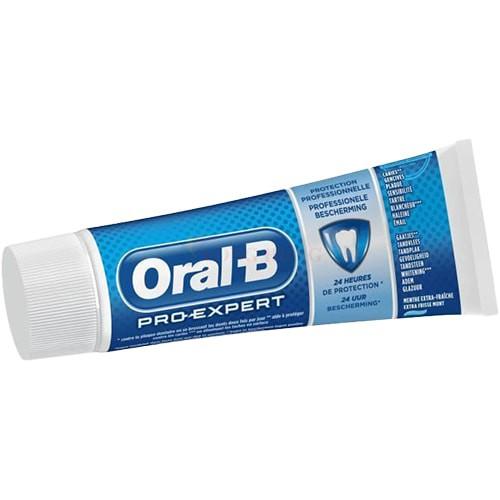 Kem đánh răng Oral-B Pro-Expert Protection Professionnelle - Hàng nhập khẩu