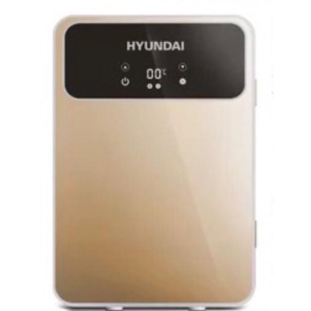 Tủ lạnh mini HunDai 20L có đèn led hiển thị nhiệt độ