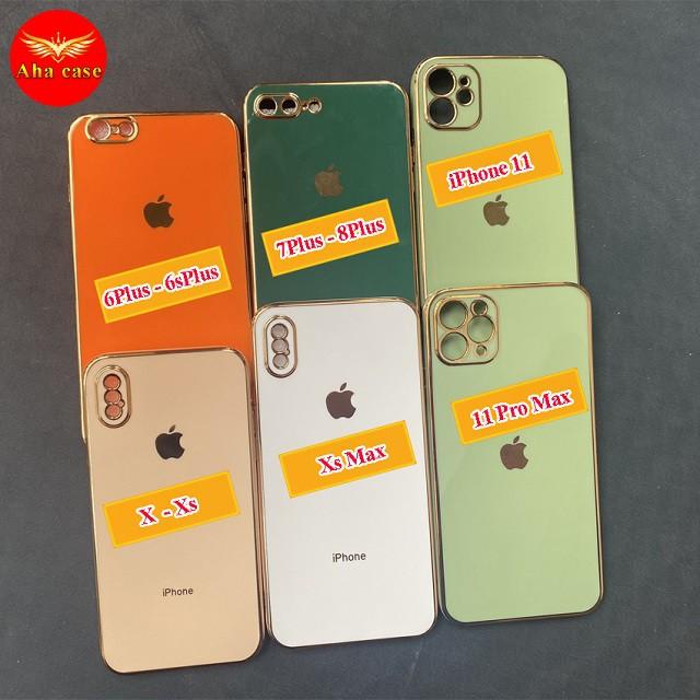 Ốp iphone - Ốp lưng Giả iphone 12 dành cho các dòng máy 6plus/6splus/7plus/8plus/x/xs/xsmax/11/11promax - Aha Case